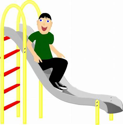 Slide Boy Word Play Playground Edupic Bun