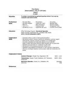 administrative assistant resume skills profile exles 1000 images about resumes on pinterest administrative assistant resume resume and resume tips