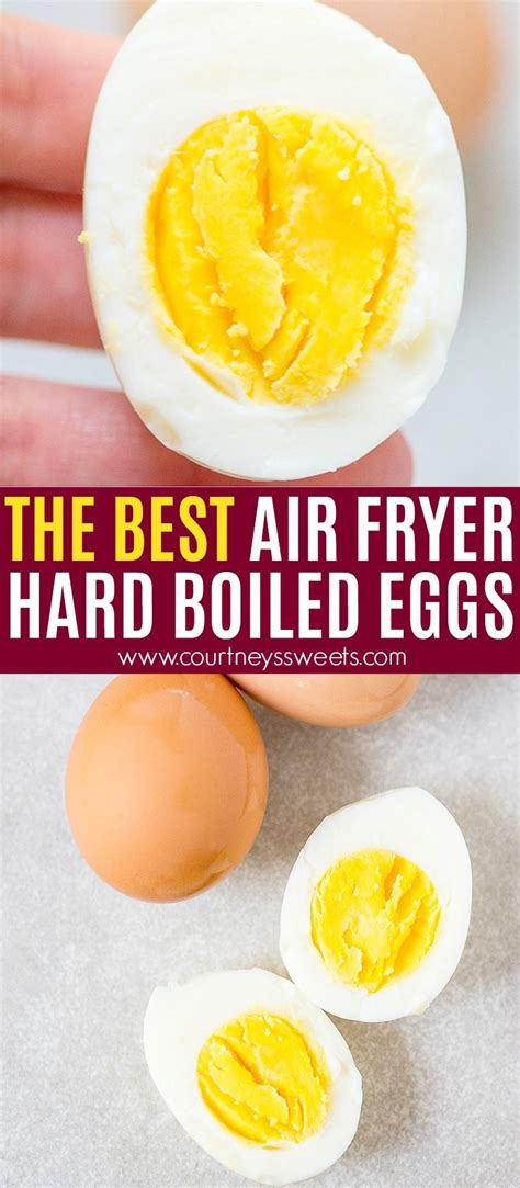 fryer eggs air boiled hard recipes egg fried oven recipe keto courtneyssweets foods soft airfryer boil friendly deviled breakfast related