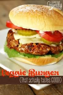 Good Veggie Burger Recipe