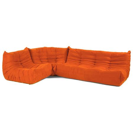 Downlow Loveseat by Downlow L Sectional Sofa