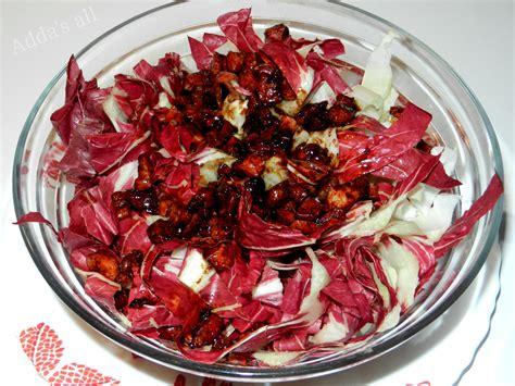 Çikore e kuqe me Pançetë - Adda's All
