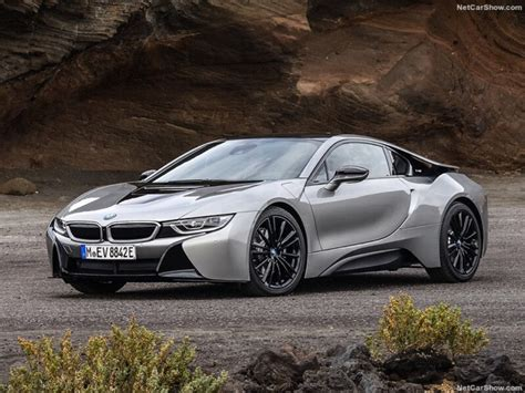 2019 Bmw I8 Coupe & Roadster
