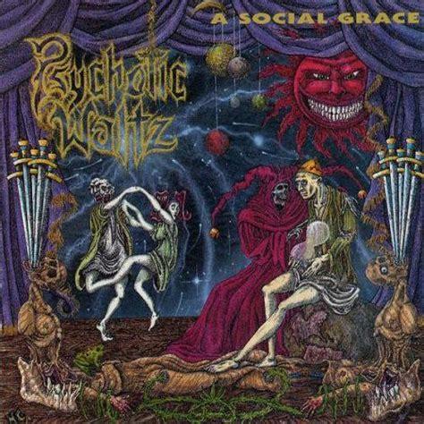 Psychotic Waltz  A Social Grace  Album Review Revelationz