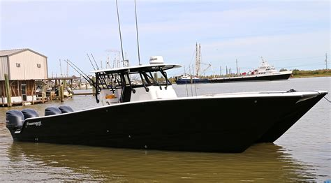 Freeman Boats 37 by Strike Charters Fishing And New 37 Freeman The