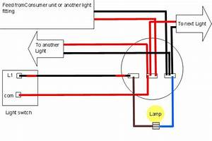 Ceiling Lights Wiring Diagram