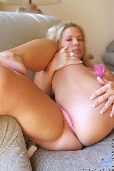 Curvy Blonde Milf Striptease Then Shows Big Boobs Porn Tv