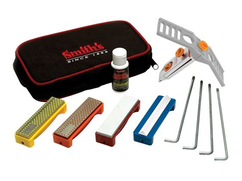 Smith S Kitchen Knife Sharpener by Smith S Field Precision Knife Sharpener System