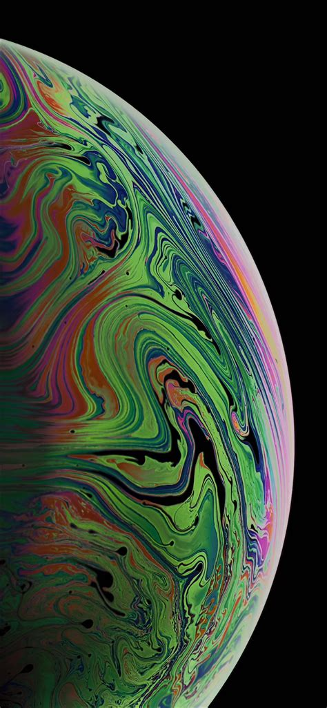 Iphone Xs Wallpaper by The 3 Iphone Xs Max Wallpapers Of Bubbles