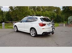 2013+ BMW X3 Stealth EcoHitch® Trailer Hitch Torklift