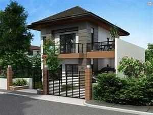 Ordinary Double Storey Houses Design – Amazing ...