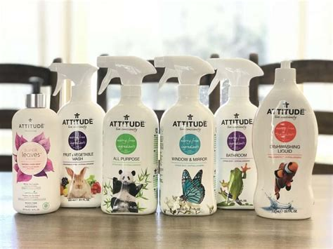 Best Non-Toxic Household Cleaning Products: ATTITUDE