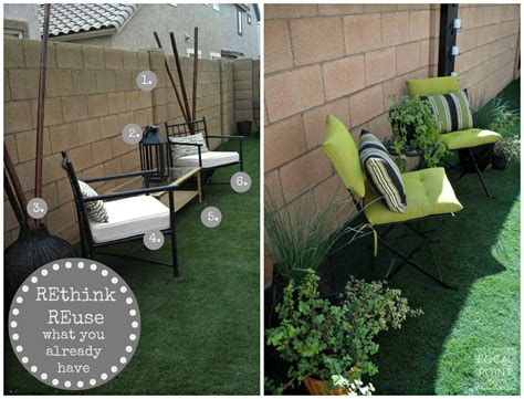 Rent Backyard by Focal Point Styling Rental Restyle Budget Friendly