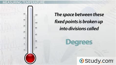 What is Temperature? - Definition & Measurement - Video ...