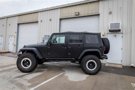 jeep wrangler grey 2017 3m vinyl vehicle wrap our jeep jk gets a new paint job