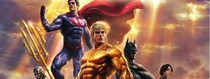 Justice League: Throne of Atlantis Review - IGN