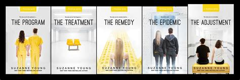 The Treatment  Book By Suzanne Young  Official Publisher