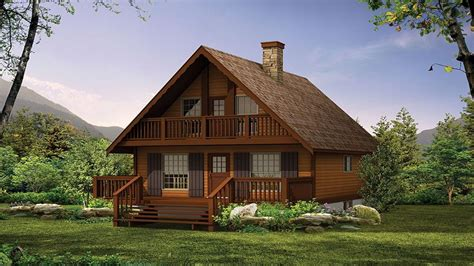 Chalet Home Floor Plans Chalet House Plans, Chalet Cabin