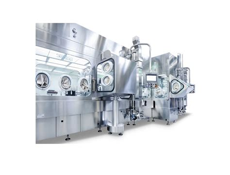 aseptic automatic vial filling machine vekamaf industry experts