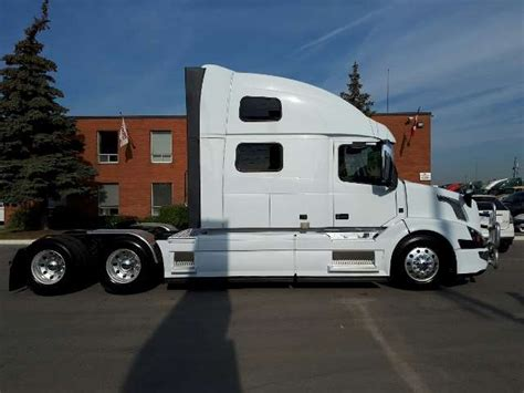 2016 volvo semi truck for sale 2016 volvo vnl780 sleeper semi truck for sale 176 286