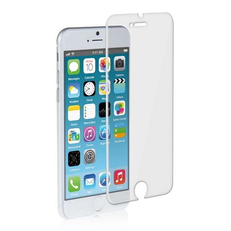 screen for iphone 6 kwmobile touch screen protector tempered glass for apple