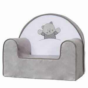 Fauteuil Pour Bébé : fauteuil d 39 enfant tineo fauteuil chaton ~ Teatrodelosmanantiales.com Idées de Décoration