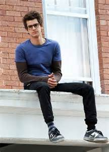 Andrew Garfield Peter Parker Glasses