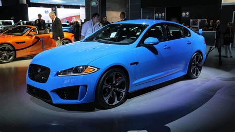 Fastest 4 Door Car by 2014 Jaguar Xfr S Sedan 2012 Los Angeles Auto Show
