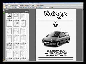 Renault Twingo I - Manual De Taller - Service Manual