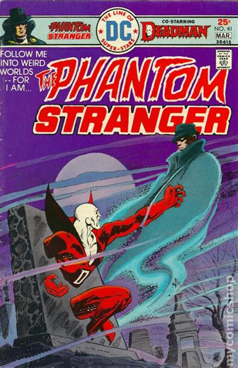 phantom stranger   series comic books