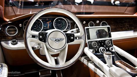 2016 Bentley Suv Carsaddictioncom
