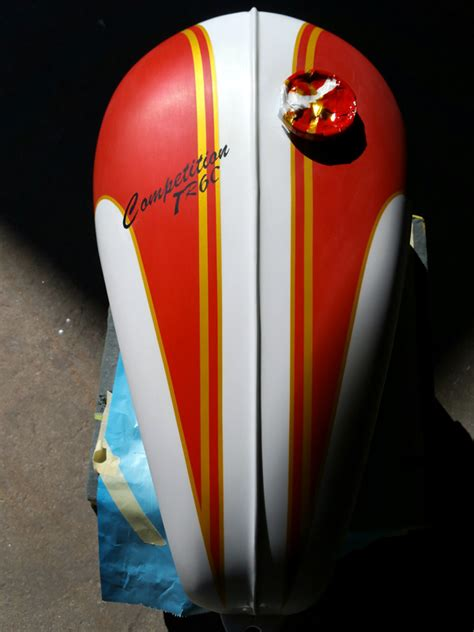 vintage motorcycle paint jobs ma ri classic motorcycle