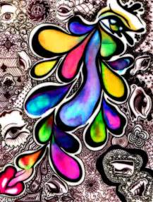 Different Color Drawings