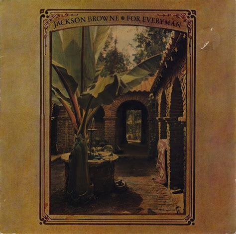 Jackson Browne for Everyman