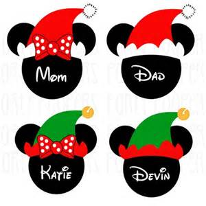 large christmas gift bags disney christmas family personalized shirts iron on
