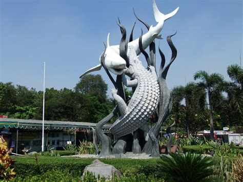 tourism destinations  surabaya east java