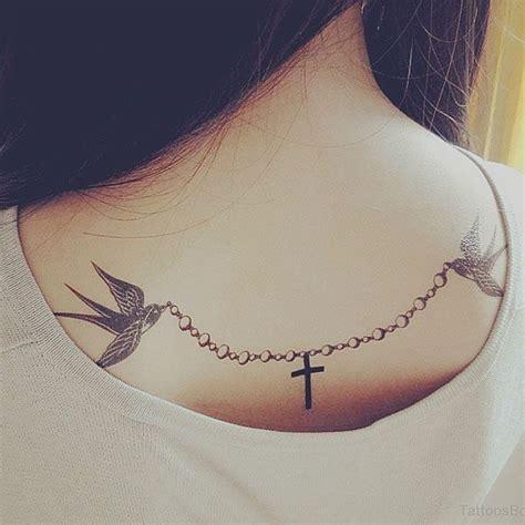tattoos  women girly trah ba hna necklace