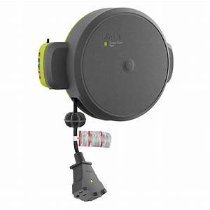Ryobi Garage Door Opener Cord Reel Retractable Wire