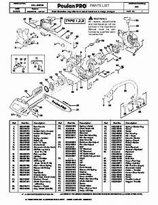 Stihl Ms 260 Pro Parts Diagram