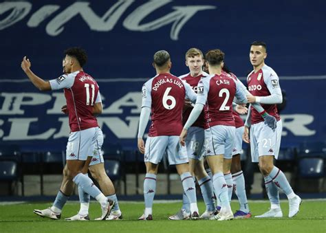 Aston Villa player ratings vs West Brom - The 4th Official