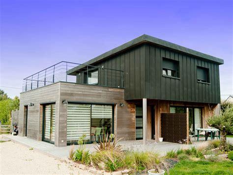 baty bois constructeur maison ossature bois finist 200 re la maisons ossature bois