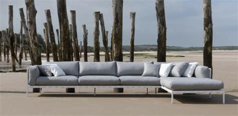 canape d exterieur design le canapé d 39 angle moderne natal alu par tribù