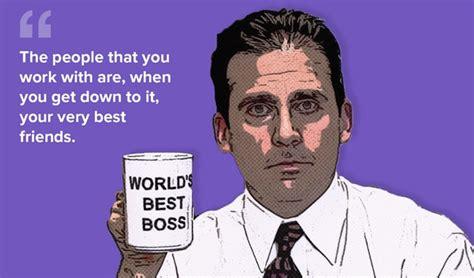 leadership lessons  learned  michael scott aventr
