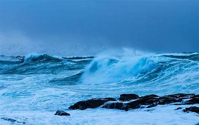 Sea Ocean Wallpapers Background Wave Wall Waves