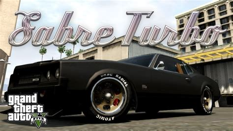 gta  custom car build declasse sabre turbo youtube