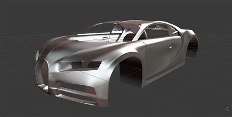 2017 bugatti chiron 3d model accurate very high definition bugatti chiron 2017 model with highly detailed interior fully textured. Bugatti Chiron - Abandoned WIP (Blender 3D) by floolf03 on DeviantArt