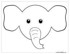 elephants coloring book images elephant coloring