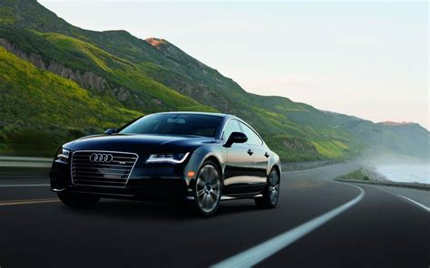 Audi A7 Backgrounds by Wallpaper Cars 2013 Audi A7 Wallpaper