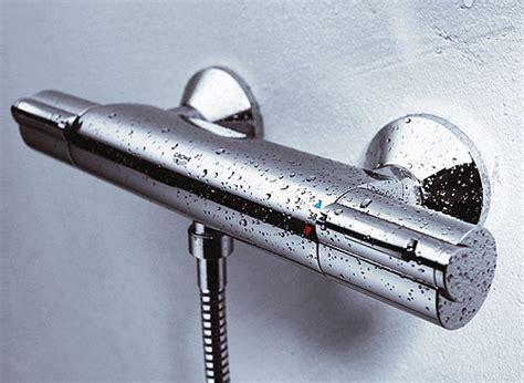 Installer Robinet Thermostatique by Installer Un Mitigeur Thermostatique Dans Une