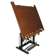 hamilton electric dial  torque drafting table